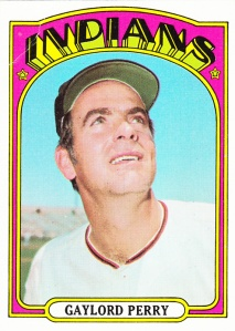 1972 Topps Gaylord Perry