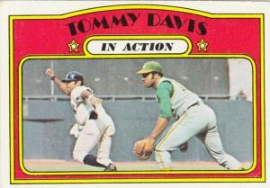 1972 Topps Tommy Davis IA