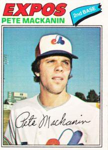 1977 OPC Pete Mackanin