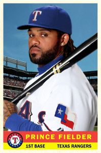 2013-14 TSR Hot Stove #6 - Prince Fielder