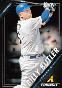 2013 Panini Pinnacle Billy Butler