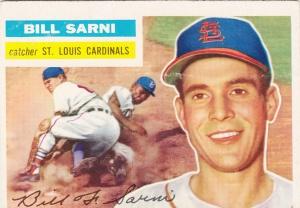 1956 Topps Bill Sarni