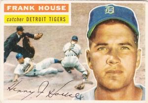 1956 Topps Frank House