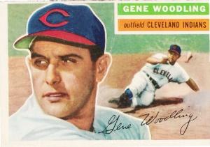 1956 Topps Gene Woodling
