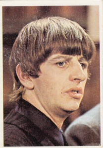 1964 Topps Beatles Color #45