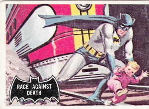 1966 Batman - Black Bat - Race Against Death