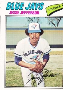 1977 OPC Jesse Jefferson
