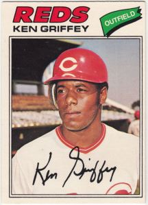 1977 OPC Ken Griffey