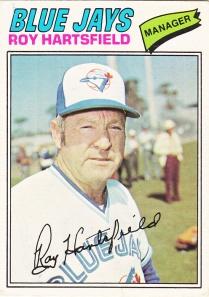1977 OPC Roy Hartsfield