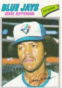 1977 Topps Jesse Jefferson