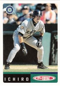 2002 Topps Total Ichiro