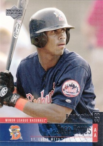 2002 UD Minor League Jose Reyes