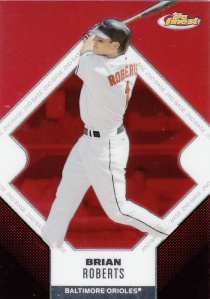 2006 Topps Finest Brian Roberts