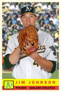 2013-14 TSR Hot Stove #13 - Jim Johnson