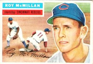 1956 Topps Roy McMillan