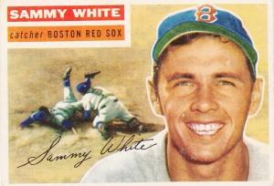 1956 Topps Sammy White