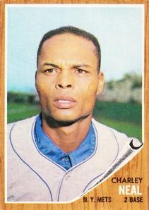 1962 Topps Charley Neal