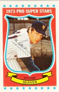 1973 Kelloggs Tom Seaver