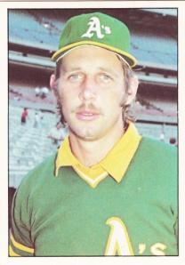 1976 SSPC #490 Joe Rudi