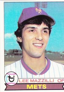 1979 Topps Lee Mazzilli