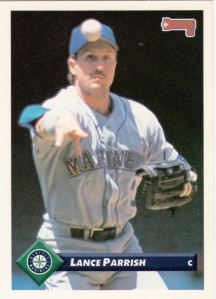 1993 Donruss Lance Parrish