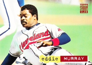 1994 Stadium Club Eddie Murray