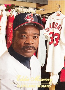 1994 Studio Eddie Murray