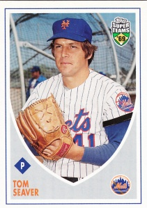 2002 Topps Super Teams Tom Seaver