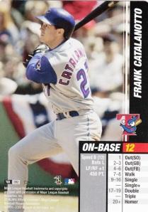 2003 MLB Showdown Pennant Run Frank Catalanotto