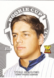 2005 Topps Rookie Cup Tom Seaver