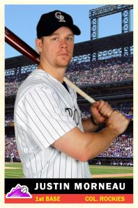 2013-14 TSR Hot Stove #15 - Justin Morneau