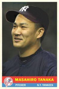 2013-14 TSR Hot Stove #16 - Masahiro Tanaka