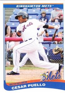 2013 Choice B-Mets Cesar Puello