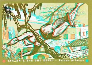 2013 Topps 75th Rainbow Foil Tarzan