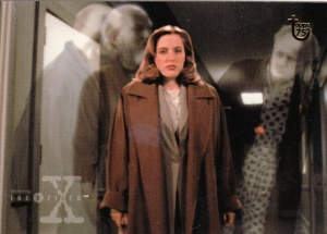 2013 Topps 75th X-Files BuyBack