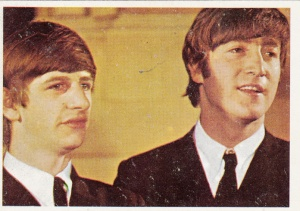 1964 Topps Beatles Color #47