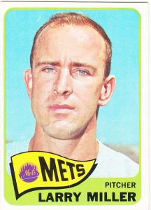1965 Topps Larry Miller
