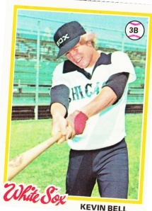 1978 Topps Kevin Bell