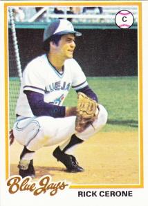 1978 Topps Rick Cerone