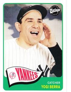 2003 UD Vintage Yogi Berra