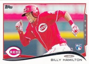2014 Topps Billy Hamilton