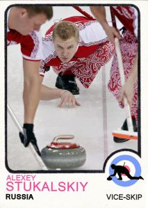 2014 TSR Curling - Alexey Stukalskiy