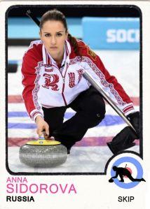 2014 TSR Curling - Anna Sidorova 2