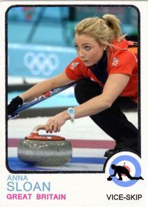 2014 TSR Curling - Anna Sloan