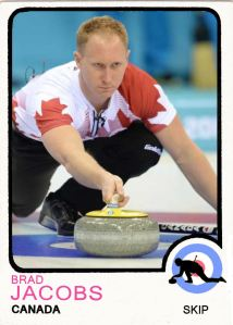 2014 TSR Curling - Brad Jacobs