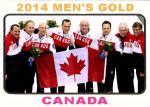 2014 TSR Curling - Canadian Men's Team