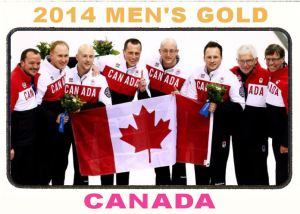 2014 TSR Curling - Canadian Men's Team