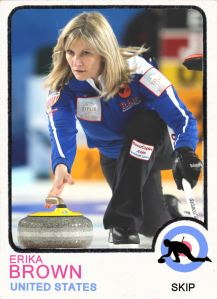 2014 TSR Curling - Erika Brown
