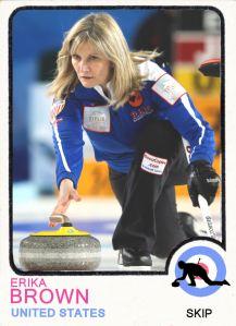 2014 TSR Curling - Erika Brown