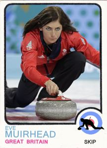 2014 TSR Curling - Eve Muirhead